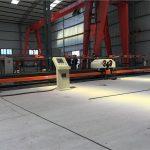 ავტომატური CNC ვერტიკალური 10-32mm გამაძლიერებელი rebar bending მანქანა