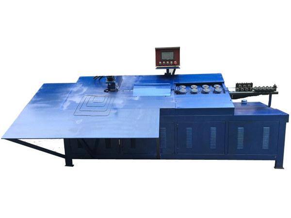 სრული ავტომატური CNC კონტროლი 2D მავთულის bending მანქანა ფასი