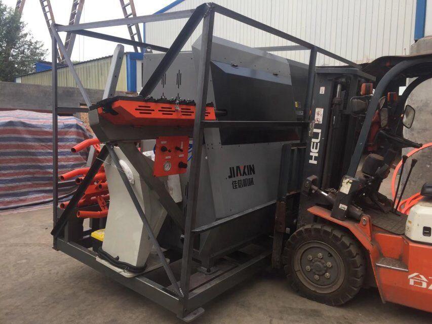 CNC ფოლადის ბარი bending მანქანა